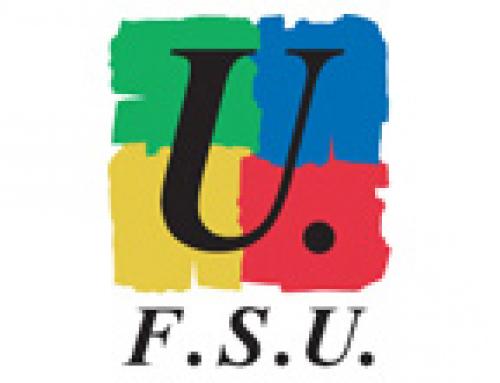 Congrès de la FSU 13 – Marseille les 12 et 13 novembre 2019
