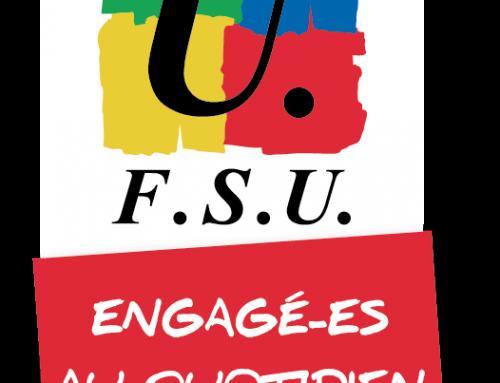 Congrès départemental 2019 : Texte action