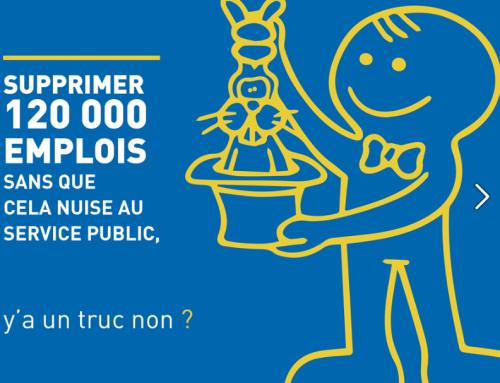 Services Publics : engagé-es AU QUOTIDIEN