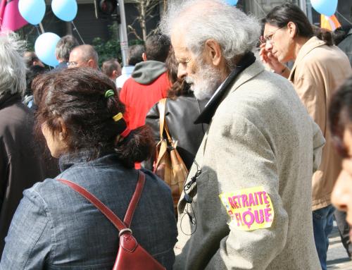 APPEL à la mobilisation des retraités pour le 16 juin 2020