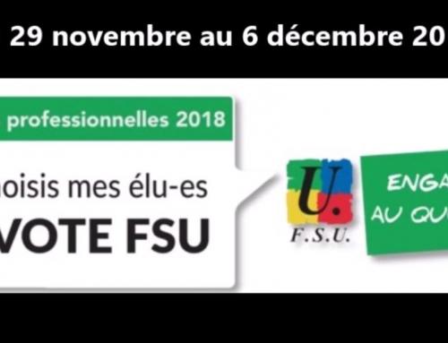 Nos candidat-es au comité technique académique (CTA) d'Aix-Marseille