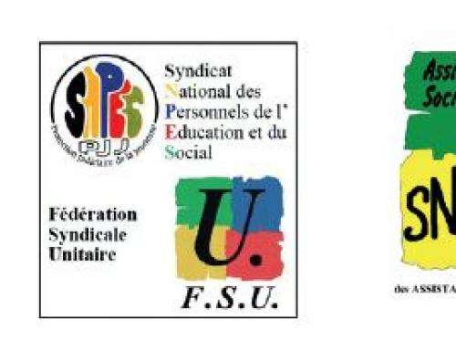 Réforme de la justice des mineur.e.s : Rassemblement intersyndical au Parc Chanot à Marseille le 4 juillet à 10h30