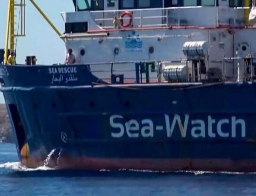 Solidarité avec Pia KLEMP et Carola RACKETE Capitaine du Sea Watch Rassemblement maintenu Ombrière Vieux Port Marseille 18h30 jeudi 4 juillet